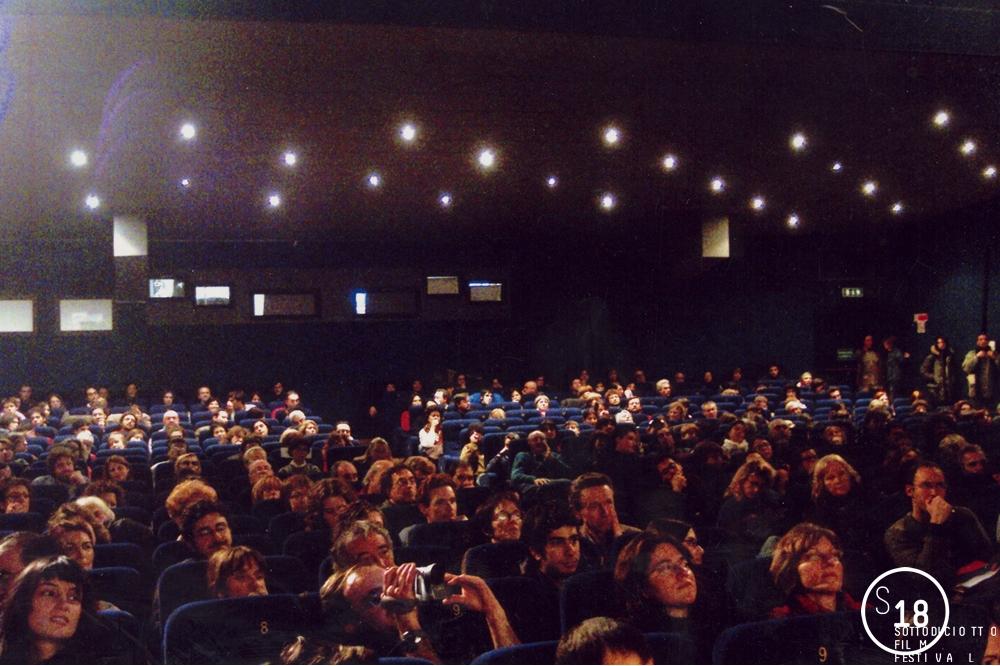 Cinema Massimo, pubblico in sala