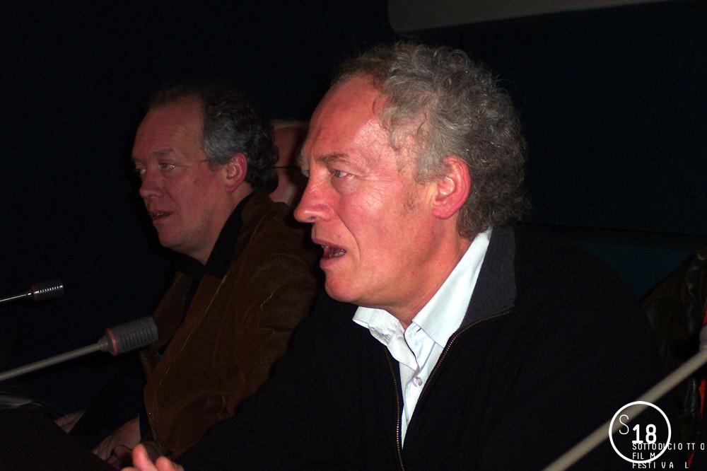 Incontro con Jean-Pierre e Luc Dardenne, registi e sceneggiatori
