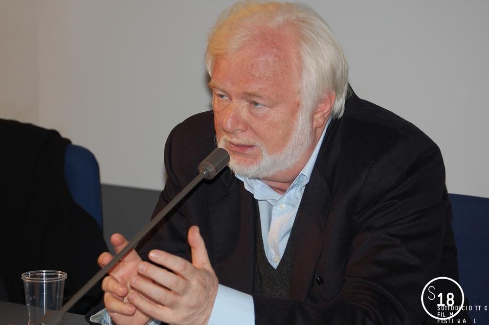 Incontro con Gianni Volpi, critico cinematografico e organizzatore