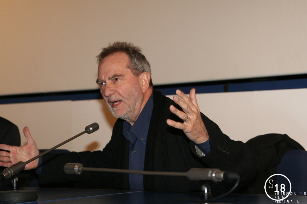 Incontro con Edgar Reitz, regista e sceneggiatore tedesco