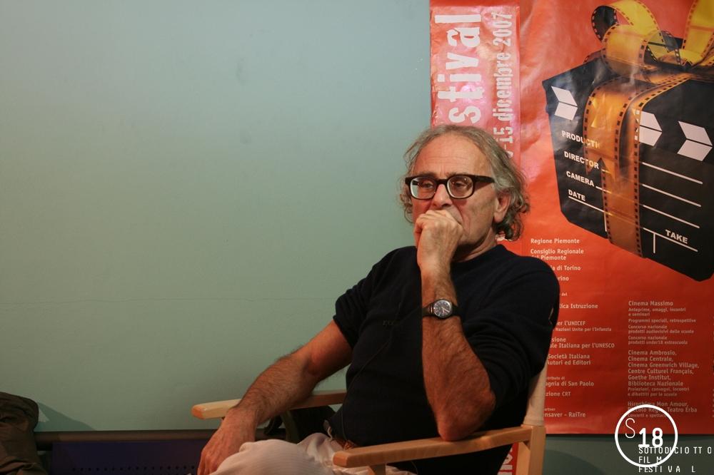 Incontro con Antonio Capuano, regista, scenografo e pittore italiano