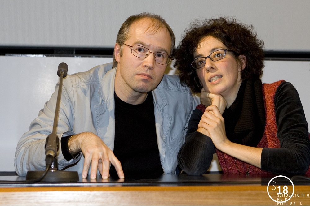 Incontro con Konstantin Bronzit, animatore russo