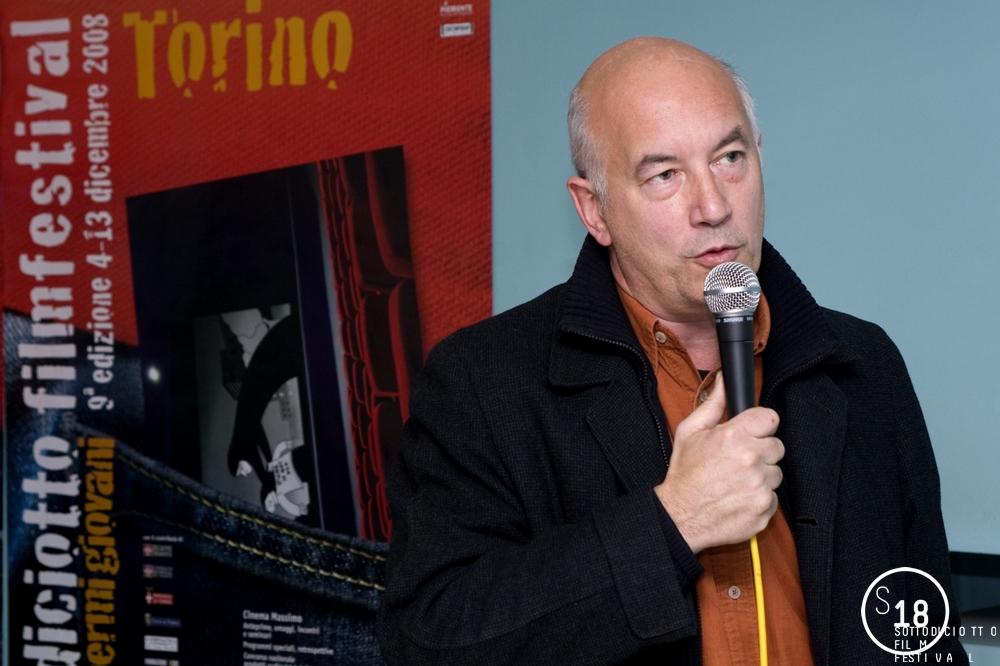 Incontro con Davide Ferrario, regista, sceneggiatore e scrittore italiano