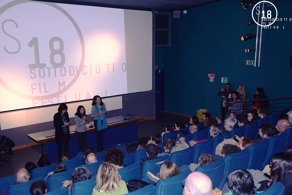 10 Dicembre - Presentazione del film I am Nojoom