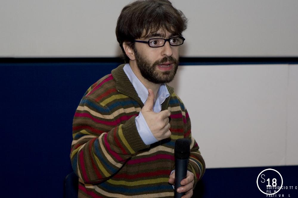 Incontro con Marco Dalla Gassa, docente universitario