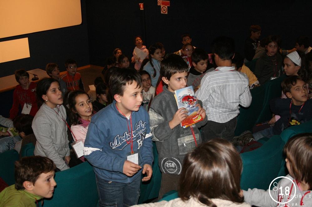 Cinema Massimo, partecipanti al Concorso Scuola