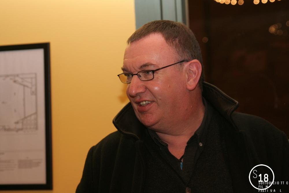 Incontro con Barry Purves, animatore inglese
