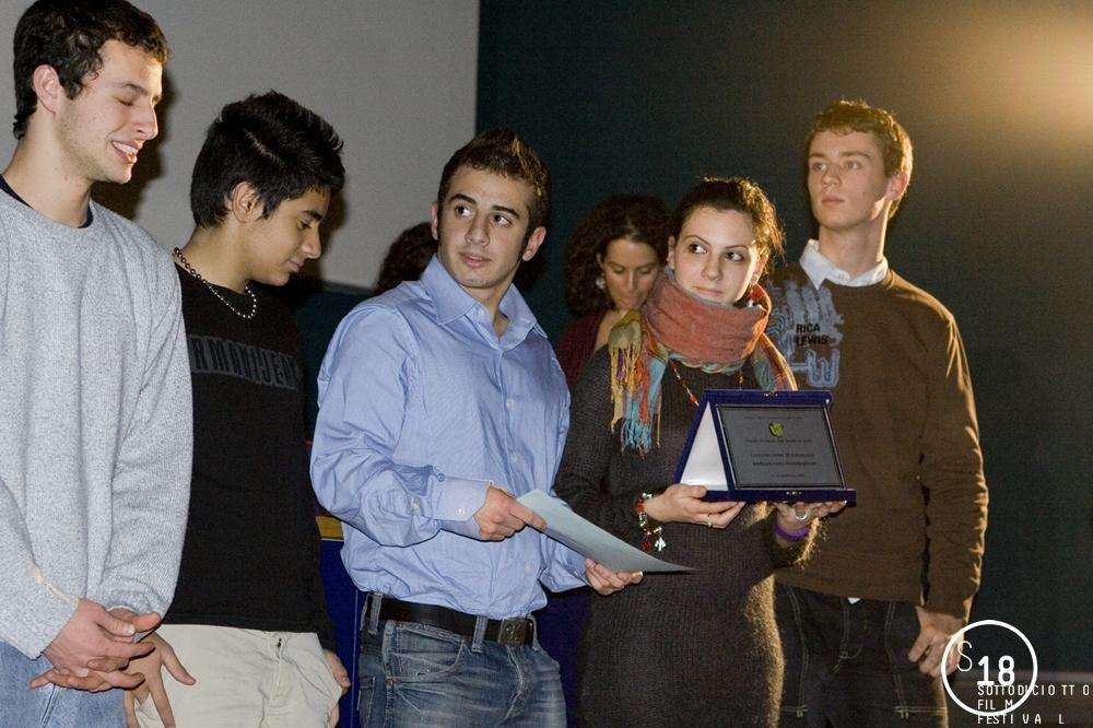 Cinema Massimo, momento della Cerimonia di Premiazione