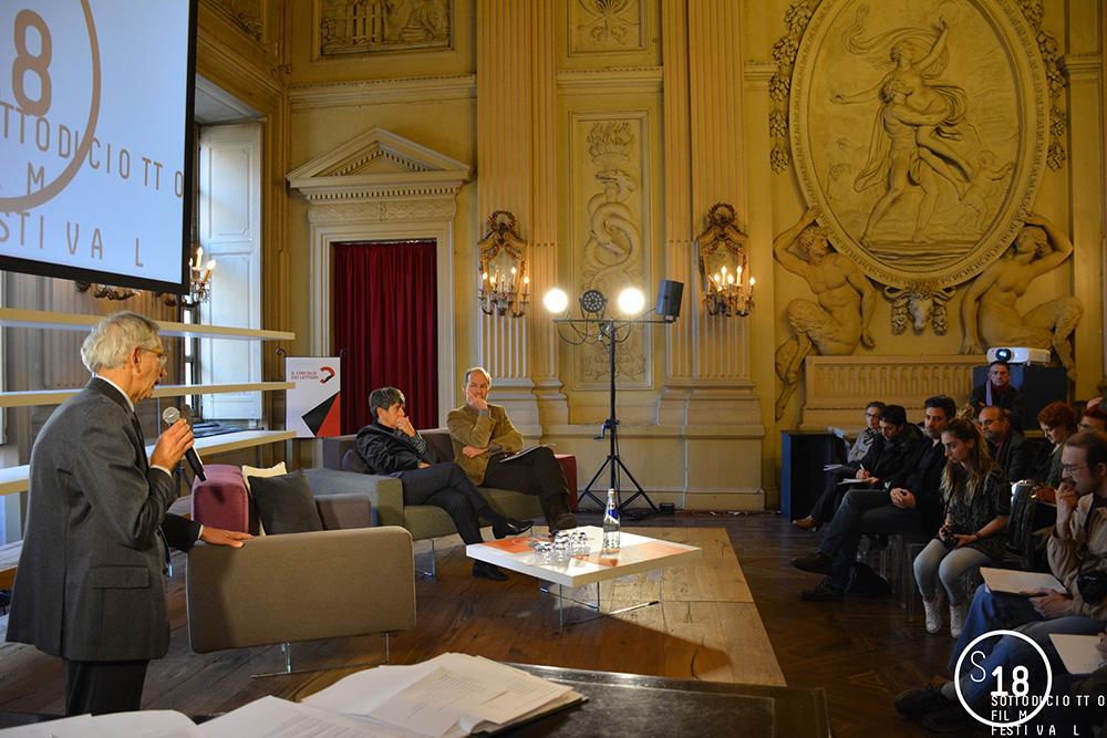 30 Novembre – Conferenza stampa di apertura
