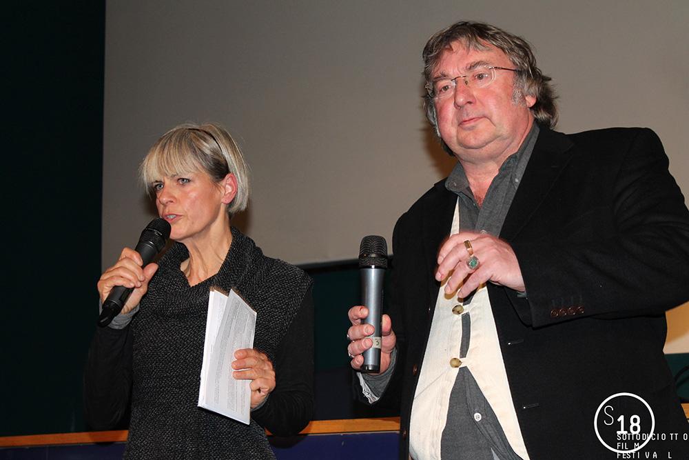Presentazione programma Ciak Dickens, incontro con Michael Eaton, scrittore e sceneggiatore