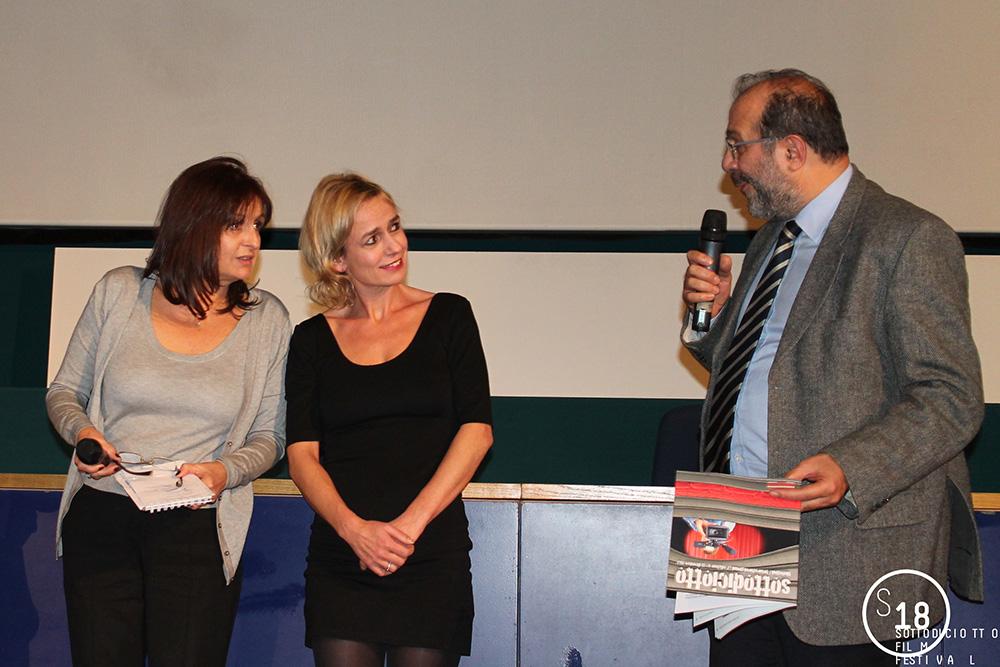Retrospettiva e incontro con Sandrine Bonnaire, attrice e regista
