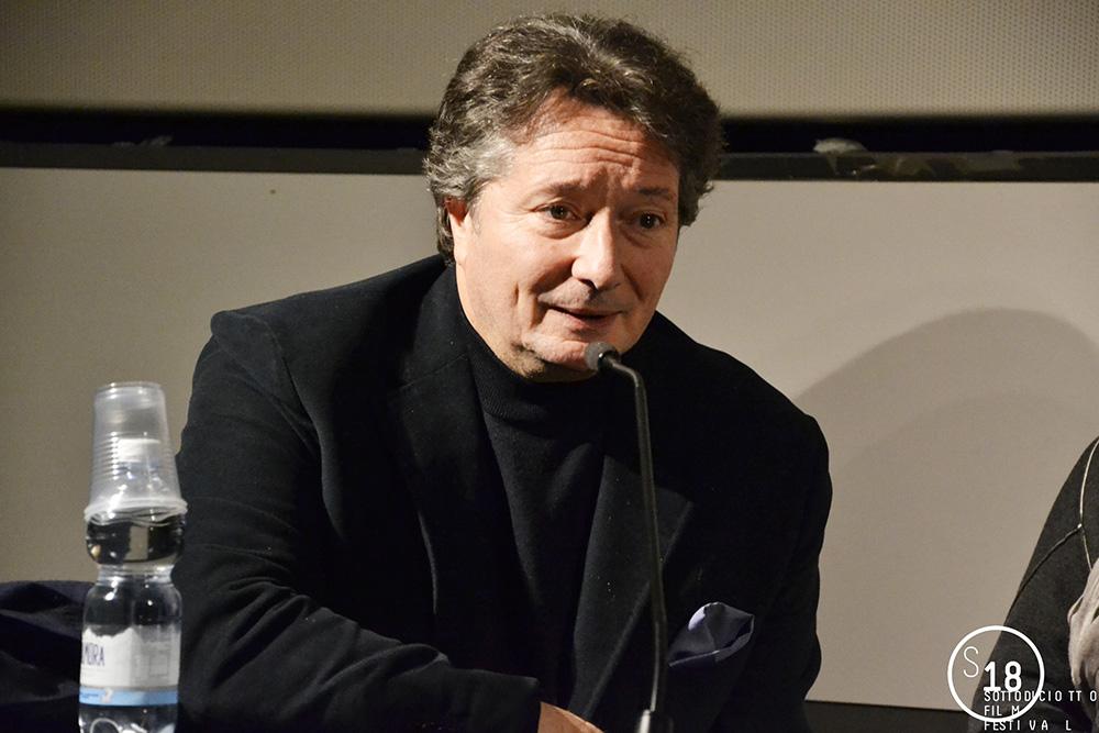 Incontro con Umberto Marino, sceneggiatore