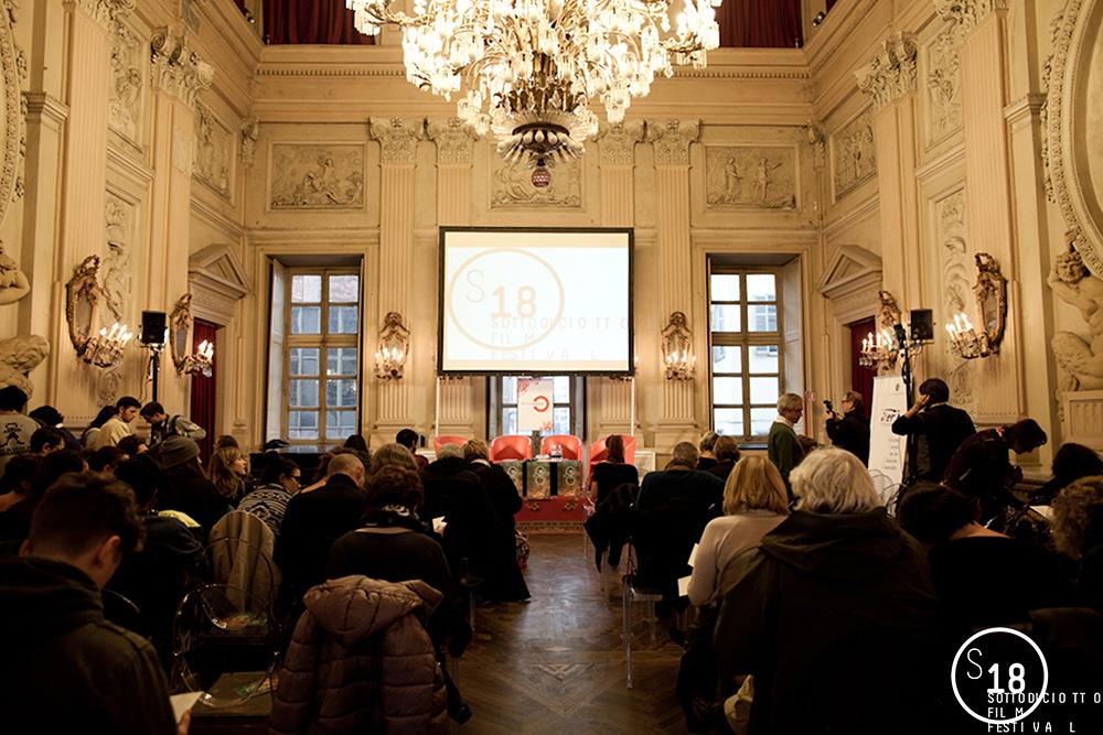 Conferenza Stampa di presentazione del Festival, 1 Dicembre 2014