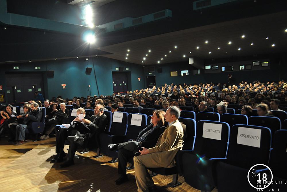 Cinema Massimo, Inaugurazione del Festival