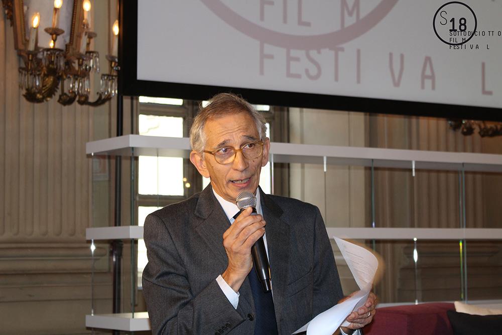 Conferenza Stampa di presentazione del Festival, 30 Novembre 2015