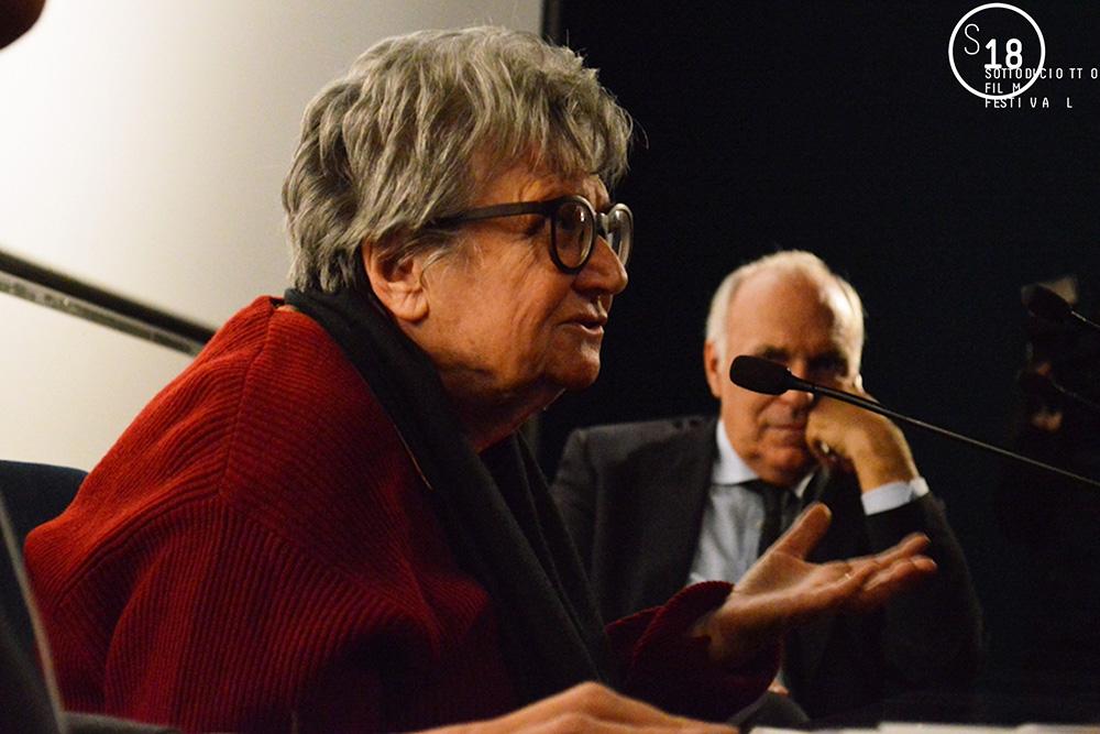 Inaugurazione del Festival, 4 Dicembre 2015, ospite Margherita Oggero