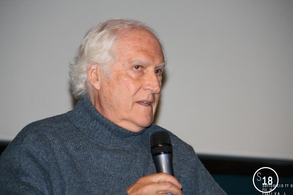 Incontro con Fernando Solanas, regista cinematografico e teatrale