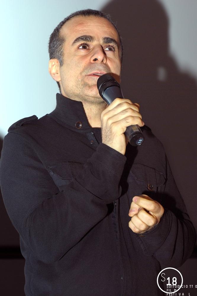 Incontro con Bahman Ghobadi, regista, sceneggiatore e produttore