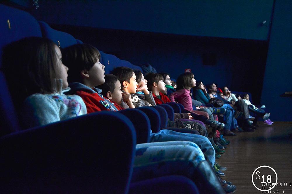 Cinema Massimo, Qua la zampa, Geronimo Stilton!