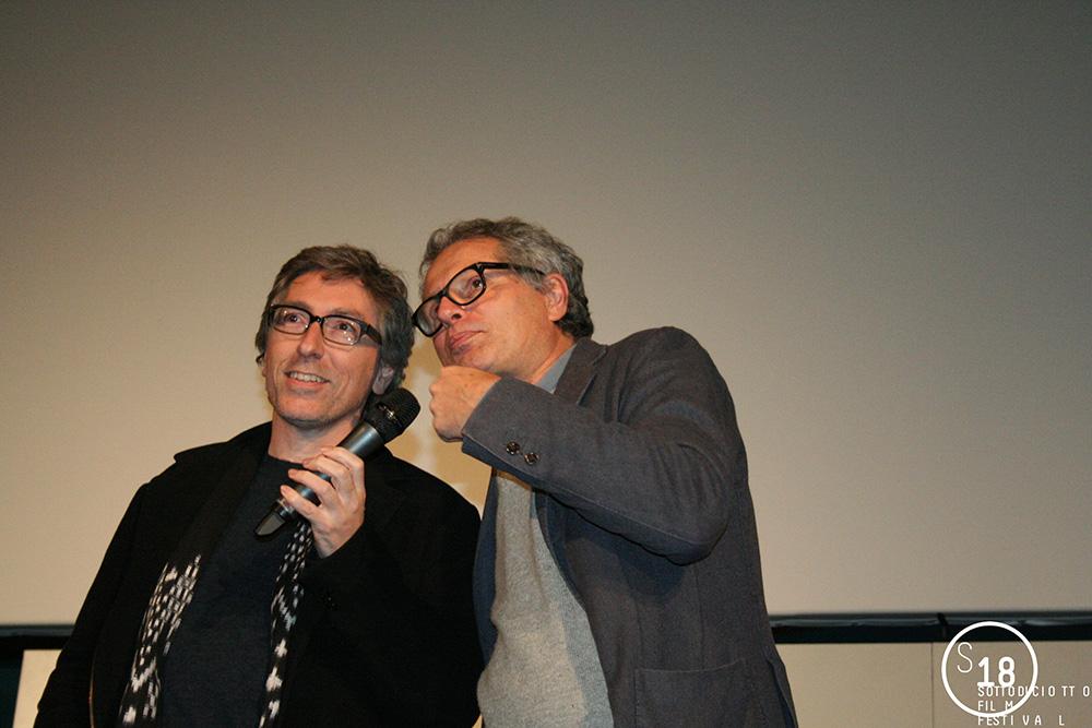 Cinema Massimo, Vivir es facil con los ojos cerrados, ospite il regista David Trueba