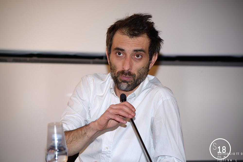 Cinema Massimo, incontro con Massimo Coppola