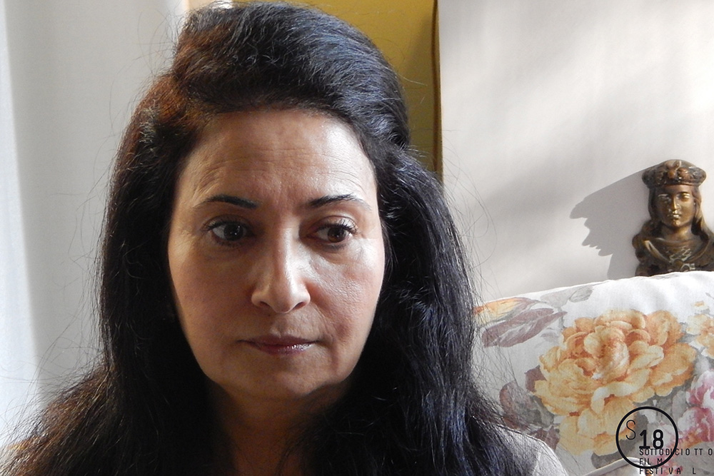 Conferenza Stampa con Kadija Al-Salami