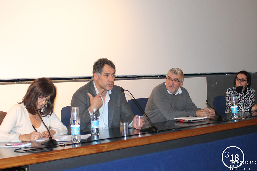 Cinema Massimo, incontro con Luc Jacquet