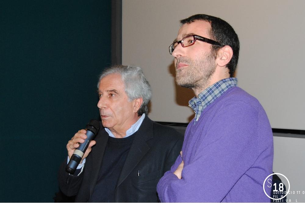 Incontro con Italo Moscati, scrittore, regista, sceneggiatore