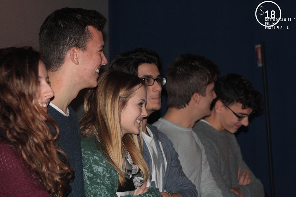 Cinema Massimo, Proiezioni Concorso Scuole, 10 Dicembre 2015