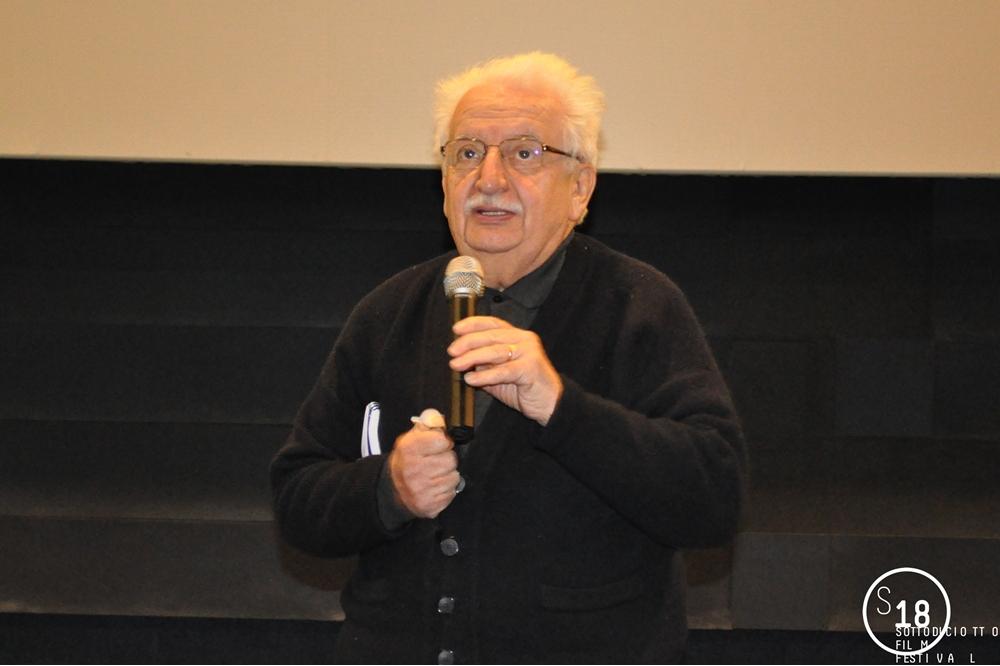 Incontro con Bruno Gambarotta, scrittore, giornalista, conduttore televisivo e radiofonico e attore