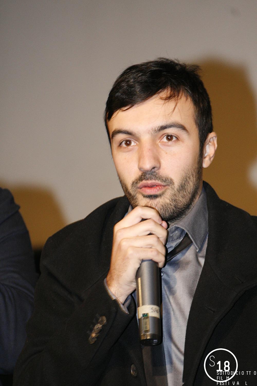 Incontro con Ruben Mazzoleni, regista