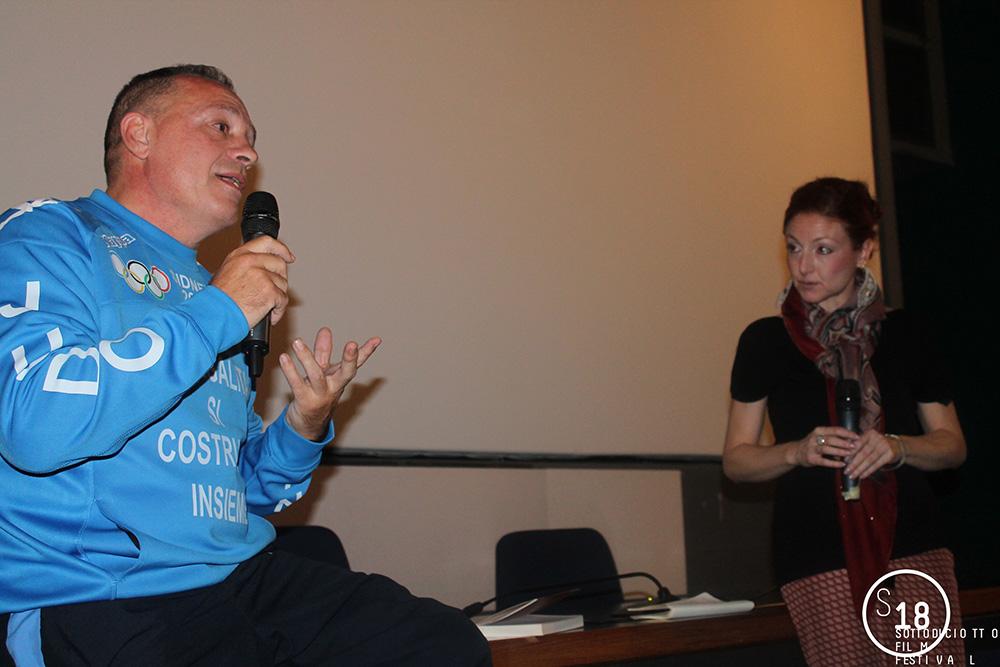 Presentazione di L'oro di Scampia, ospite Gianni Maddaloni
