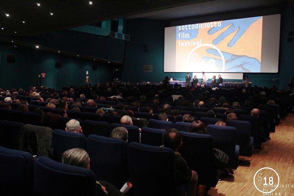 Cinema Massimo, Cerimonia di Premiazione, 11 Dicembre 2015