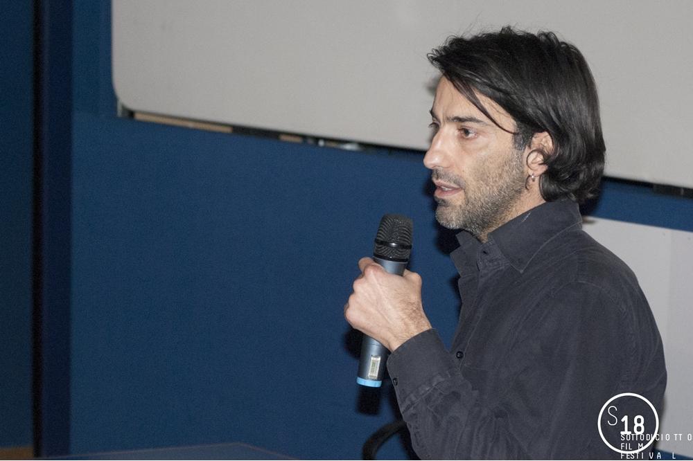 Incontro con Luca Galassi, regista