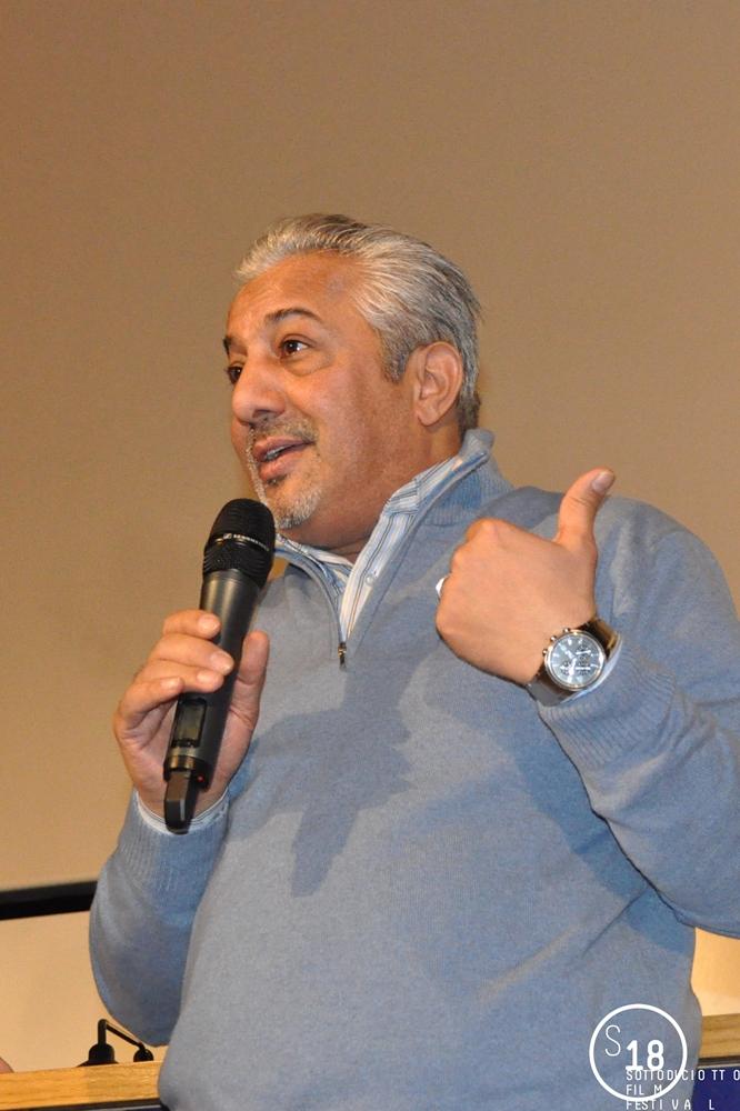 Incontro con Younis Tawfic, scrittore