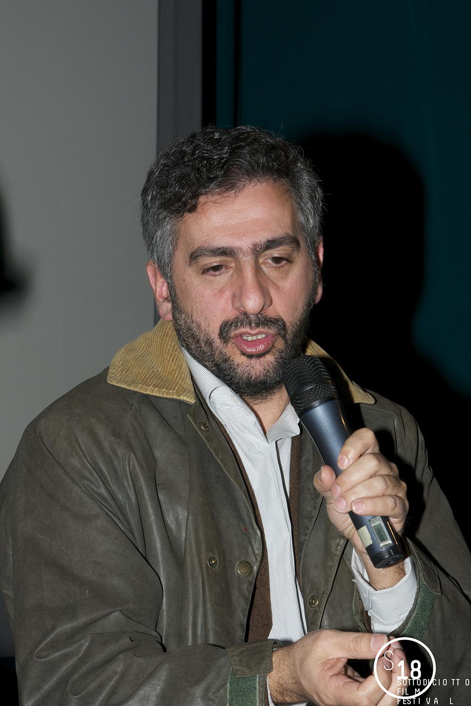 Retrospettiva e incontro con Salvatore Mereu, regista