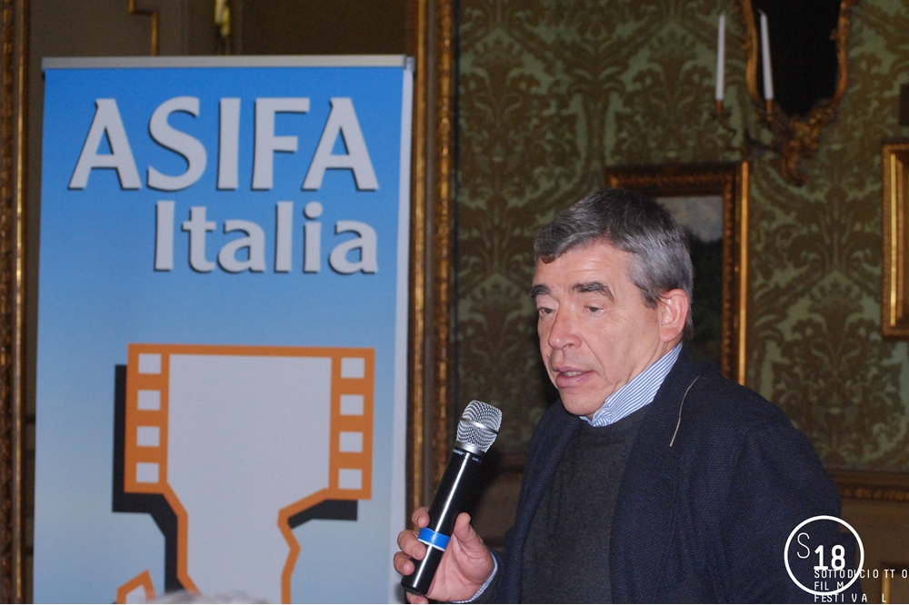 Incontro con Alfio Bastiancich, fondatore ASIFA Italia
