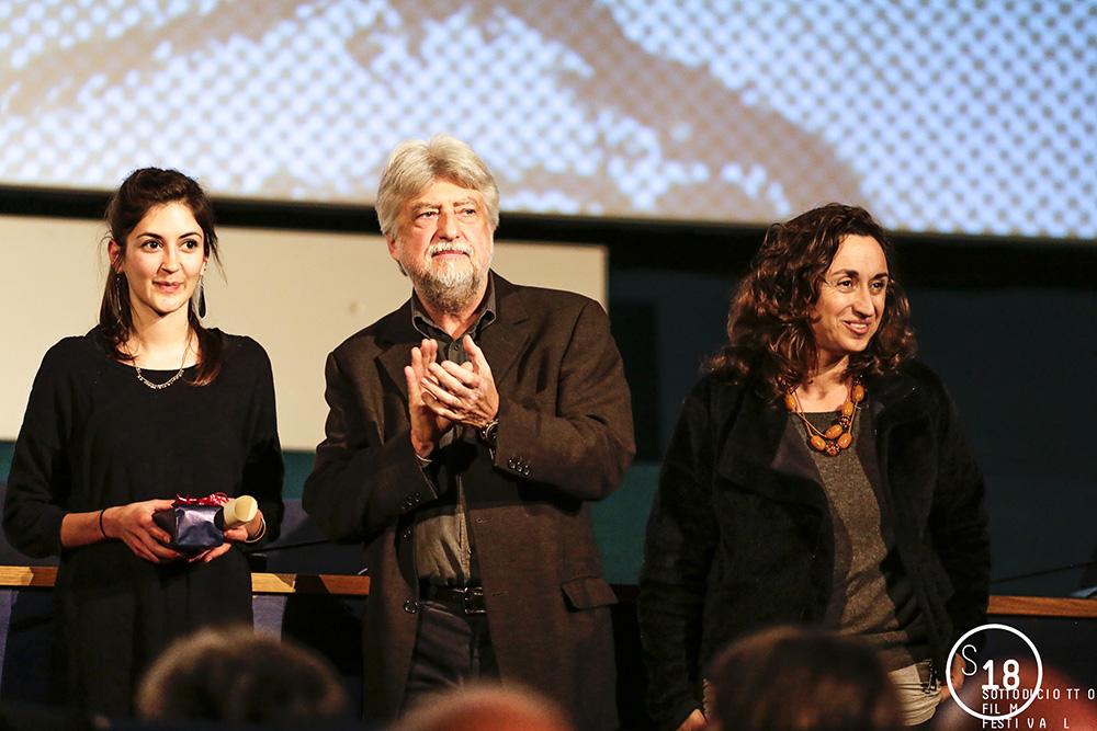Cinema Massimo, Cerimonia di Premiazione, 11 Dicembre 2015.