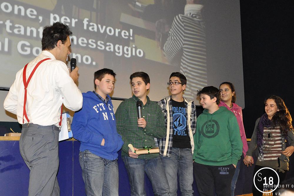 Cinema Massimo, Cerimonia di Premiazione