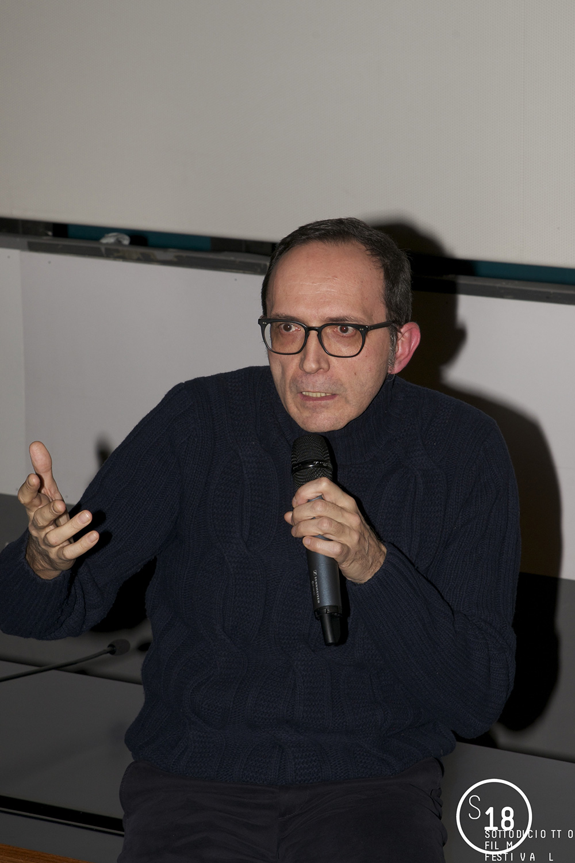 Incontro con Gabriele Vacis, regista e drammaturgo